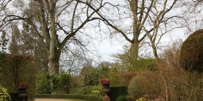 Les jardins au fil des saisons